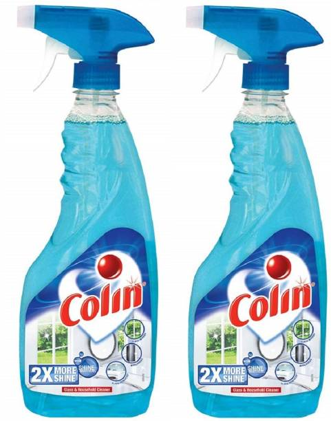 colin 2X More Shine with Shine Boosters - 500 ml (Pack of 2)