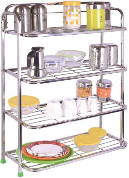 Patelraj Kitchen Stand 22*28 inch Wall Mounted Utensil Kitchen Rack