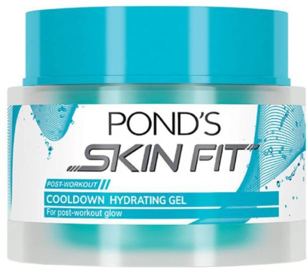 PONDS Skin Fit Post Workout Cooldown Hydrating Gel