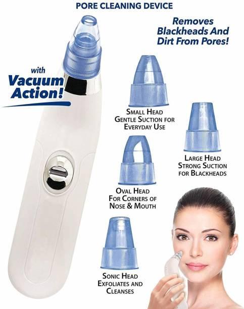 Wavne Plastic Blackhead Remover Vacuum Suction Device