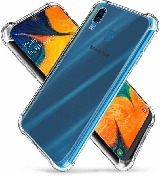 Spinzzy Bumper Case for Samsung Galaxy A20, Samsung Galaxy A30, Samsung Galaxy M10s