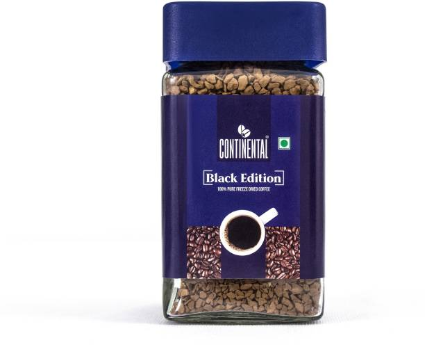 Continental Coffee Black Edition Instant Coffee