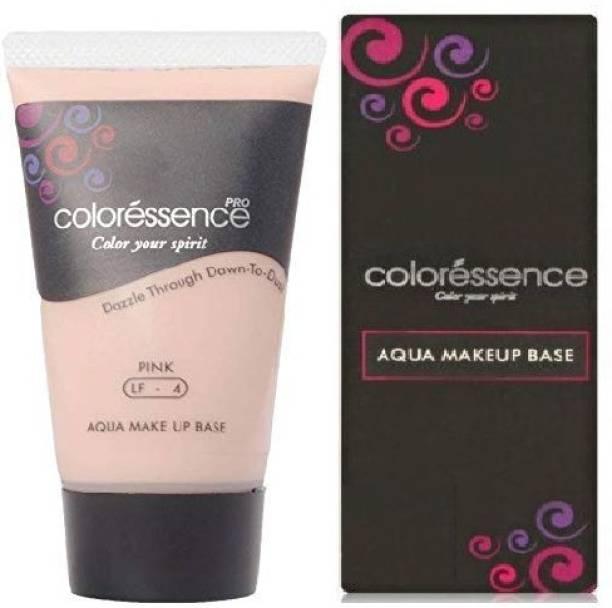 COLORESSENCE Aqua Makeup Base Foundation (Pink, LF-4) Foundation