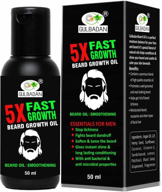 GULBADAN Beard Growth Oil Hair Oil