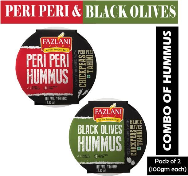 FAZLANI FOODS Ready to Eat Peri Peri & Black Olives 200 g