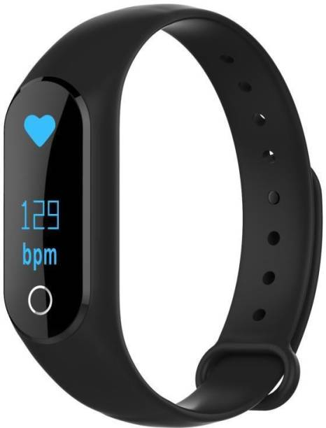 Raysx M4 Smart Band With Heart Monitoring