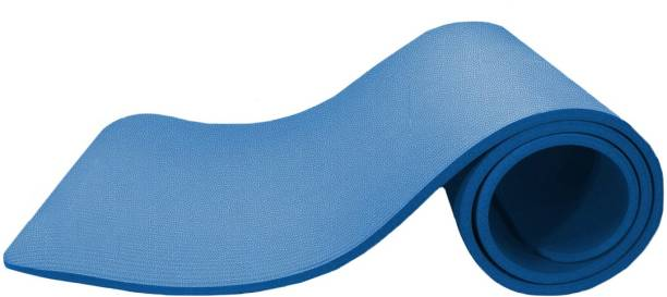Nova Premium 100% EVA Eco Friendly Non Slip Blue 6 mm Yoga Mat