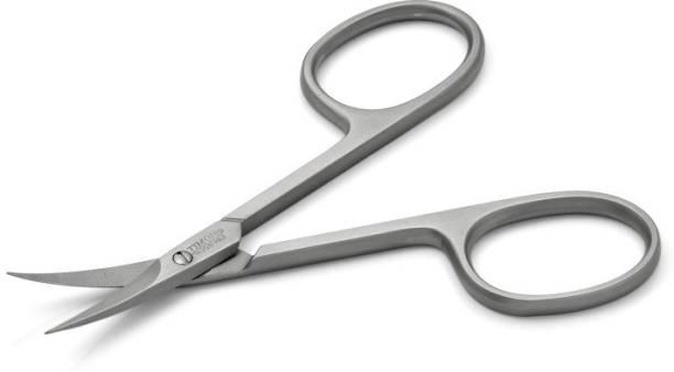 "Forgesy Cuticle Scissors CVD 4"" Strong Cut Scissors"
