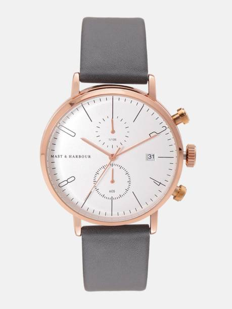 MAST & HARBOUR 8448567 Analog Watch  - For Men