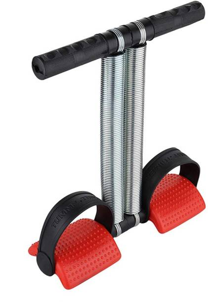 Nova Play Abs Tummy Trimmer With Dual Spring Ab Exerciser