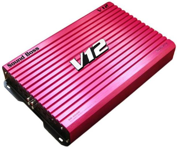 Sound Boss SBA-03 DUAL COIL AMP Multi Class AB Car Amplifier