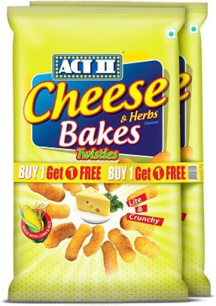 ACT II Bakes - Cheese & Herbs Chips