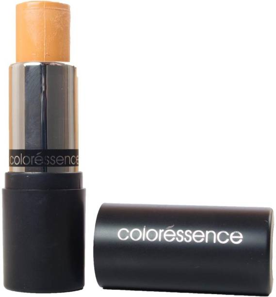 COLORESSENCE Roll-On Panstick Foundation,FS-1 Natural Brown,12.5gm Foundation