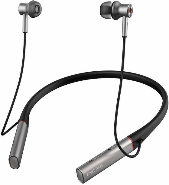 1More Dual Driver Active noise cancellation enabled Bluetooth Headset