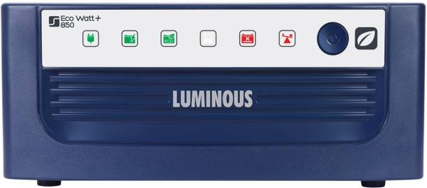 LUMINOUS Eco Watt + 850 LUMINOUS Pure Sine Wave Inverter