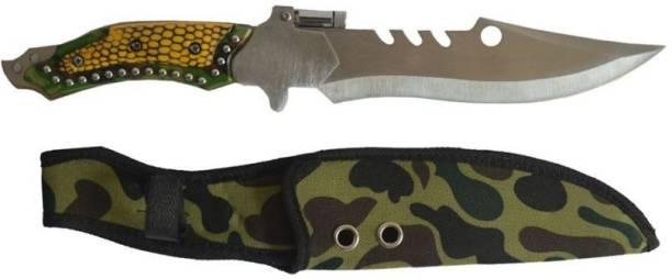 GRAVITY MM Campers Knife, Pocket Knife, Knife, Fixed Blade Knife, Combat Knife, Survival Knife, Dagger, Boot Knife, Neck Knife, Knife Sheath
