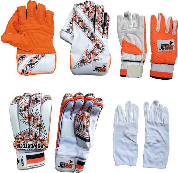 IBEX Arrow Wicket Keeping Gloves & Arrow Batting Gloves Combos Wicket Keeping Gloves