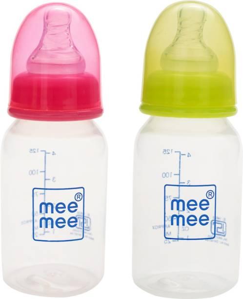 MeeMee Eazy FloTM Premium Baby Feeding Bottle - 125 ml