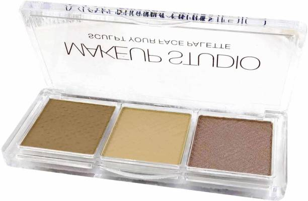 One Personal Care Make Up Studio, Sculpt Your Face Palette