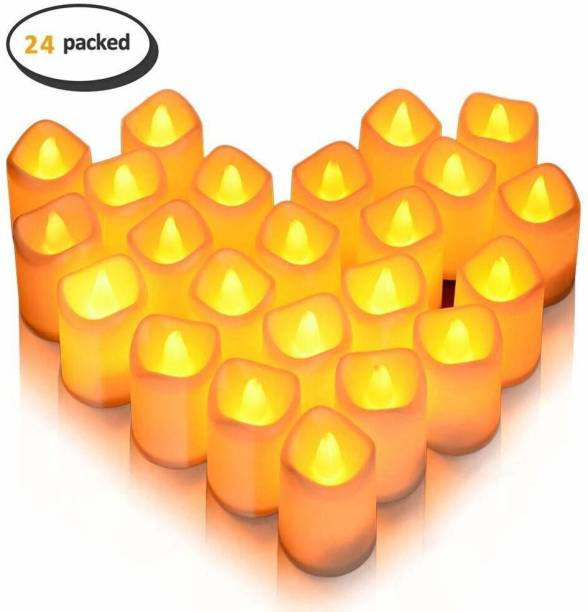 ESP Tea Lights Button Cell Powered Candle Lights Candle