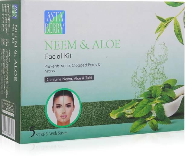 ASTABERRY Neem & Aloe Facial kit