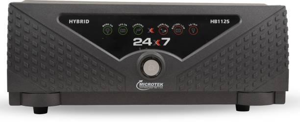 Microtek UPS 24x7 HB 1125V2 HB 1275 (12V) Pure Sine Wave Inverter