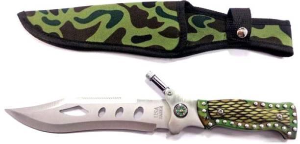 ANTIQUE HANDICRAFTS NM Knife, Multi Tool, Combat Knife, Survival Knife, Fixed Blade Knife, Campers Knife, Pocket Knife