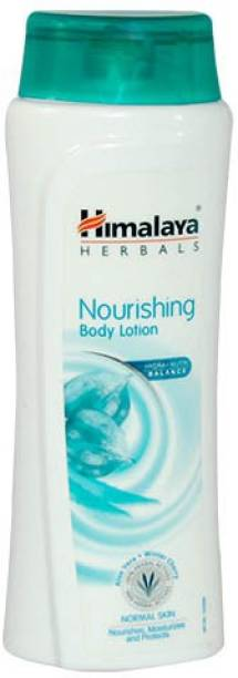 Himalaya Herbals Nourishing Body Lotion for Normal Skin