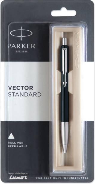 PARKER Vector Stdard CT (Black) Ball Pen
