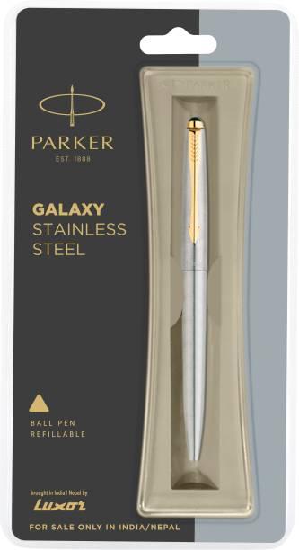 PARKER Galaxy Golden Clip BP Ball Pen
