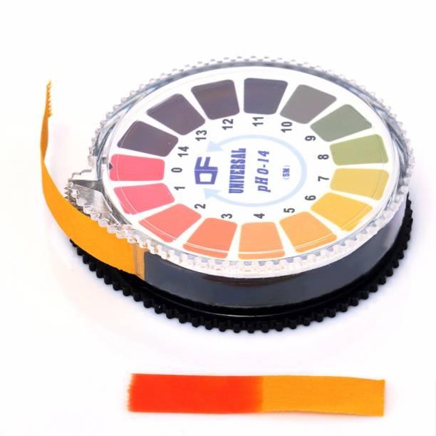 AMICIKART 5m PH Test Strips Acid Paper Water Litmus Testing Kit Ph Test Strip