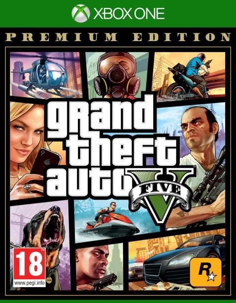 GTA V Premium Edition (Premium Edition)