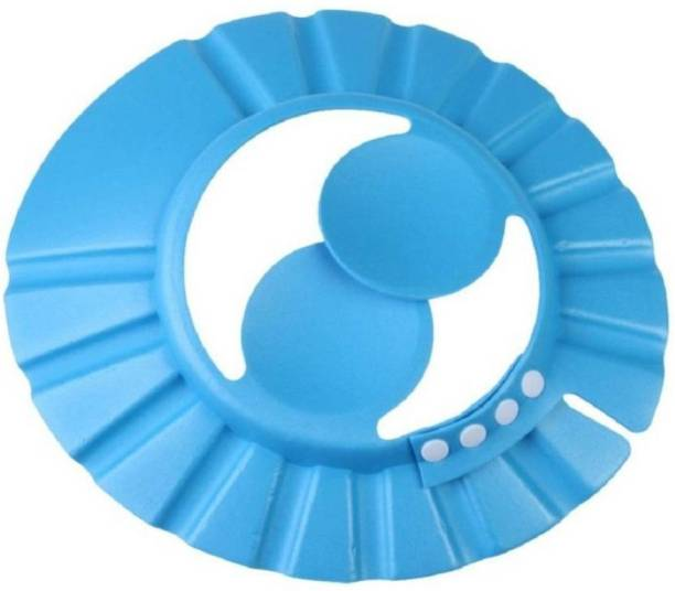 REVOLUTION Adjustable Safe Soft Bathing Baby Shower Cap