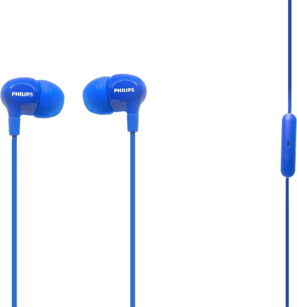 PHILIPS SHE3555BL Wired Headset