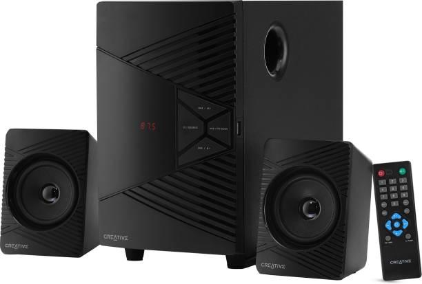 CREATIVE SBS E2500 60 W Bluetooth Laptop/Desktop Speaker