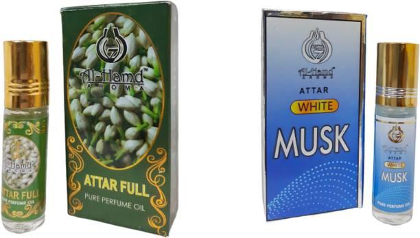 Al-Hamd AROMA GFTD86JK_21 Herbal Attar