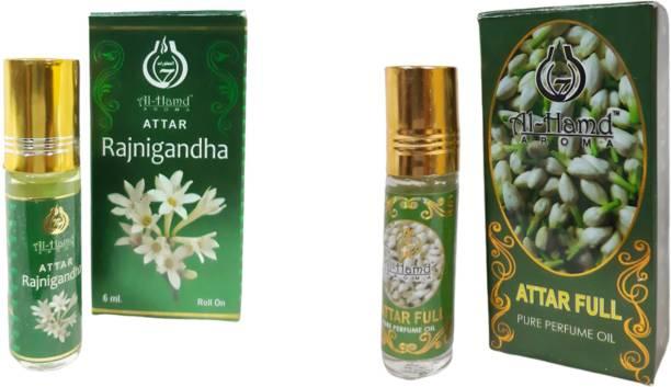 Al-Hamd AROMA GFTD86JK_13 Herbal Attar