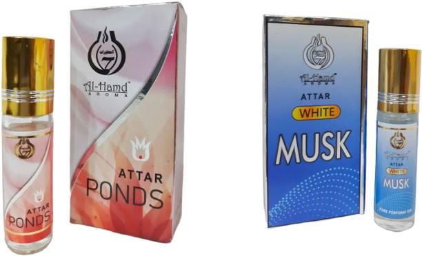 Al-Hamd AROMA GFTD86JK_46 Herbal Attar
