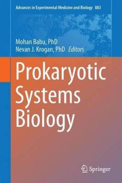 Prokaryotic Systems Biology