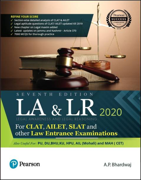 La and Lr for Clat, Ailet, Slat