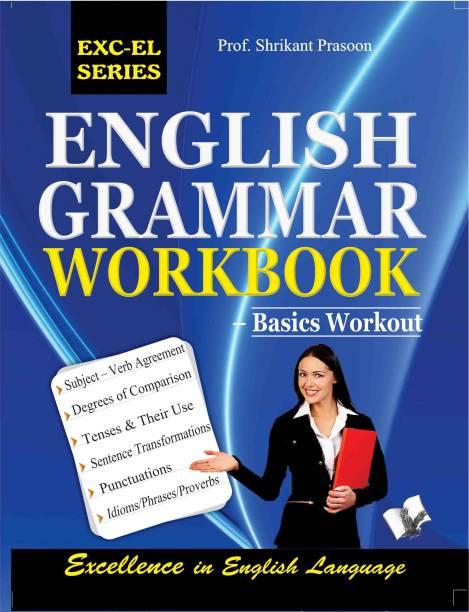 English Grammar Workbook - Gain control over English writing