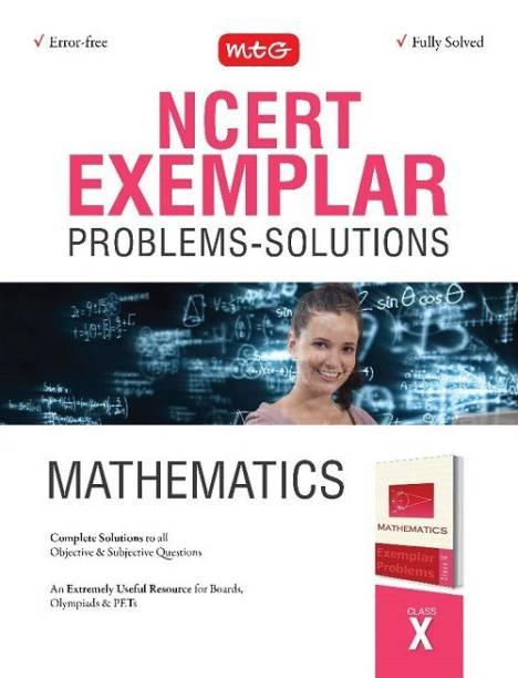 Ncert Exemplar Problems - Solutions Mathematics Class 10