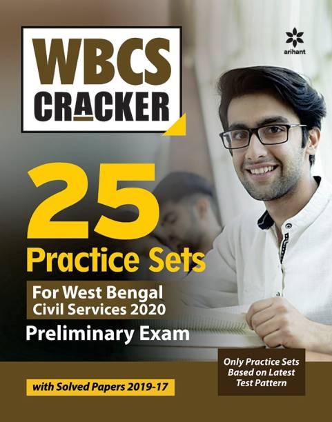 Wbcs (West Bengal Civil Services) 25 Practice Sets Preliminary Exam 2020
