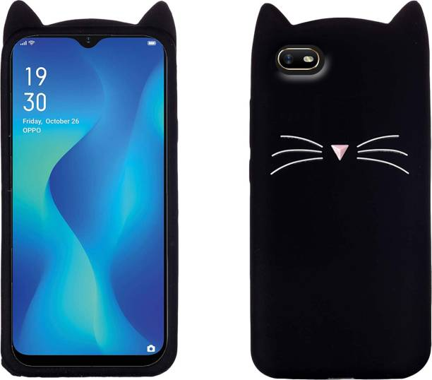 Unirock Back Cover for Realme C2, Oppo A1k