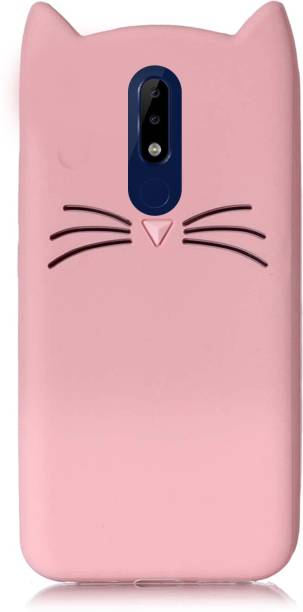 Unirock Back Cover for Nokia 5.1 Plus