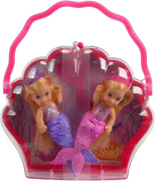 SIMBA Steffi Love Little Mermaid Twins