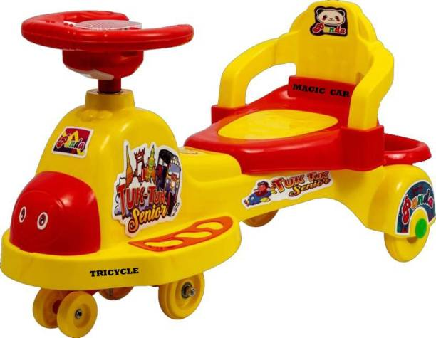 Pandaoriginals BEST SELLER Rideons & Wagons Non Battery Operated Ride On