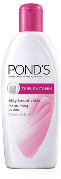 PONDS triple vitamin moisturizing lotion 300 ml x 1