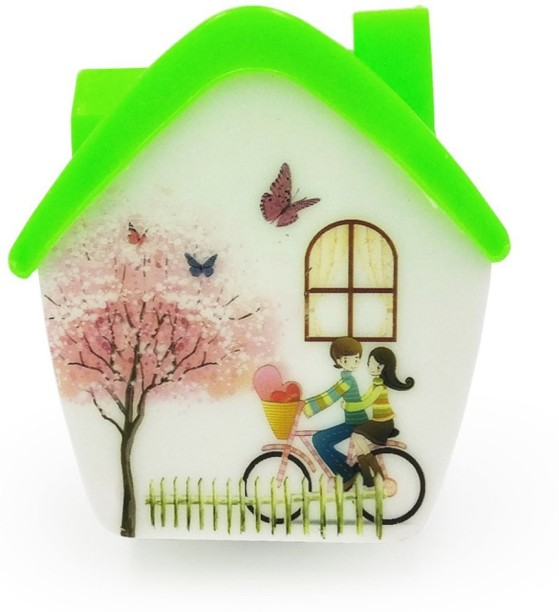 Mini Vehicle Basket Dollhouse Cute Decor Bicycle Flower Home Collectible Garden
