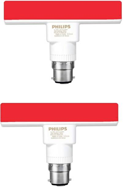PHILIPS 5W B22 T-BULB RED Straight Linear LED Tube Light